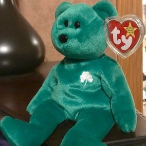 "Other - ty Beanie Baby Collection ""Erin"" 1997"
